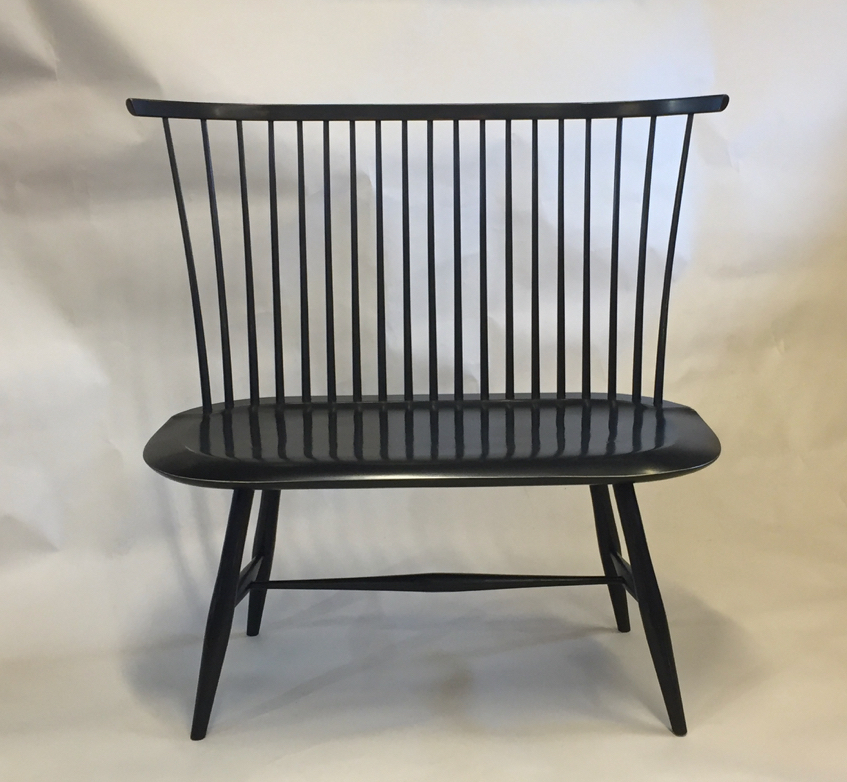 3' Windsor Bench by Timothy Clark